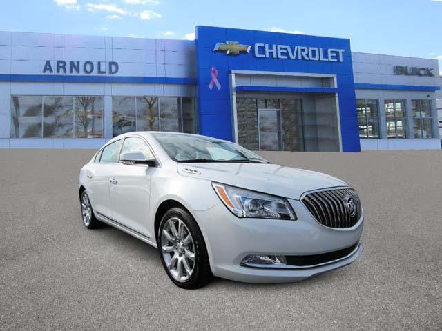 2016 buick lacrosse white frost tricoat arnold chevrolet buick. Black Bedroom Furniture Sets. Home Design Ideas