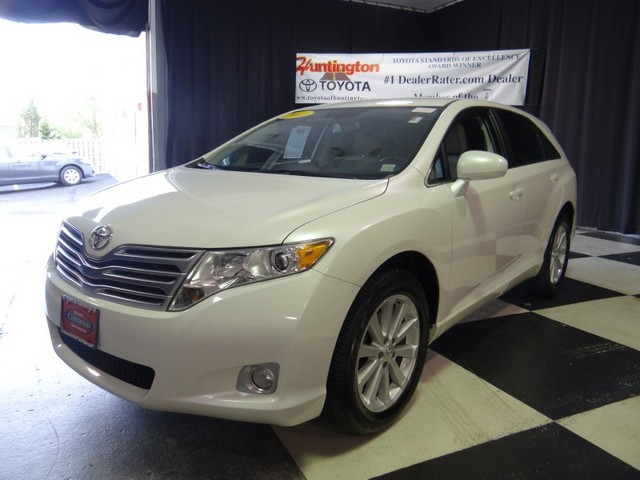 2011 Toyota Venza 4CYL 4WD Thank you for visiting one of Huntington Toyotas exclusive listings Wi