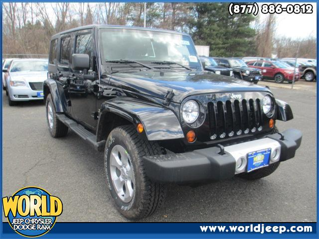 2013 JEEP Wrangler Unlimited  side steps power windows 24G CUSTOMER PREFERRED ORDER SELECTION PKG