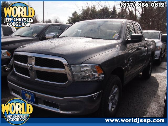 2013 RAM 1500  Cruise Control Power Steering 12 miles VIN 1C6RR7FT7DS591873 34345