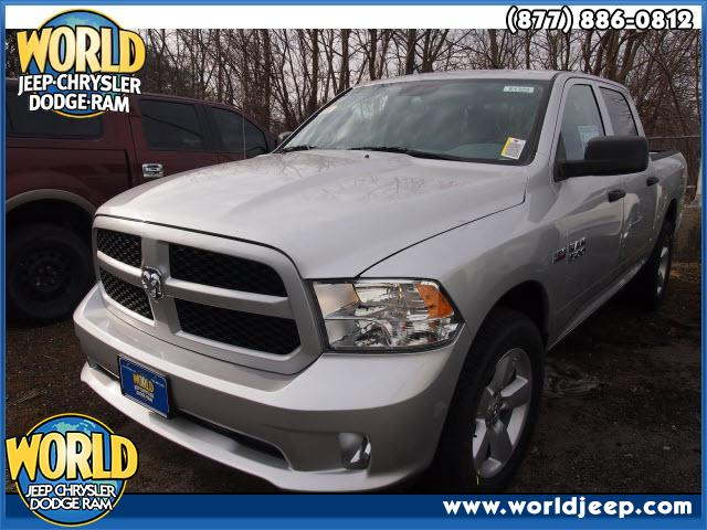 2013 RAM 1500  Cruise Control Power Steering 13 miles VIN 1C6RR7KT4DS571926 37885