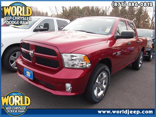 2013 RAM 1500  Cruise Control Power Steering 14 miles VIN 1C6RR7KT9DS573462 39010