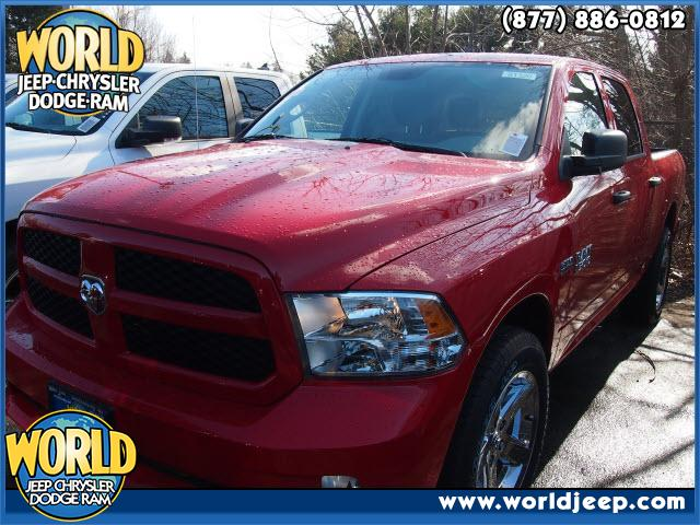 2013 RAM 1500  leather seats Cruise Control Power Steering 11 miles VIN 1C6RR7KTXDS561109 38