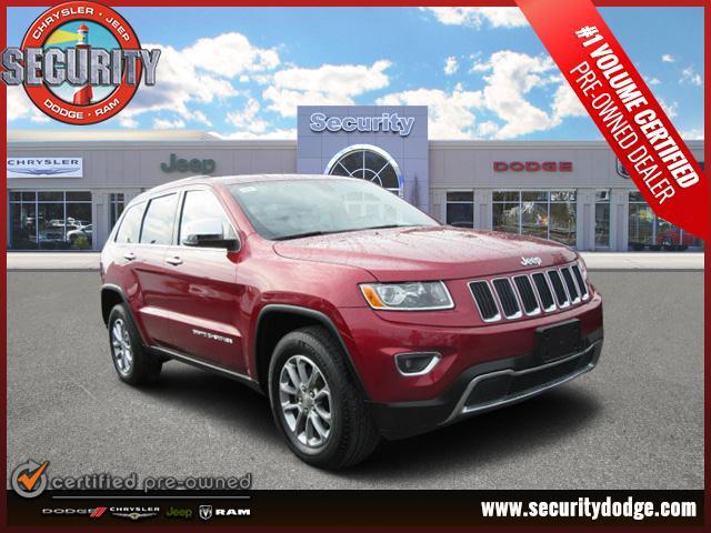 Used 2015 Jeep Grand Cherokee, $28900
