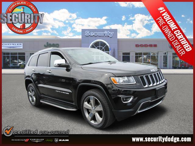 Used 2015 Jeep Grand Cherokee, $31900