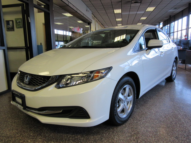 New 2014 Honda Civic