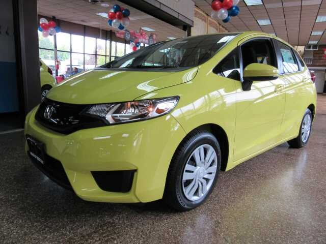 New 2016 Honda Fit
