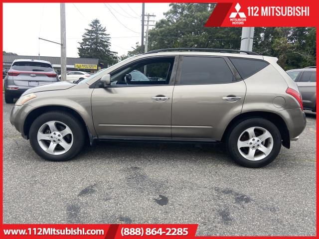 2004 Nissan Murano 4dr SL AWD V6AC ABS Adjustable Steering Wheel All Wheel Drive Aluminum Whe