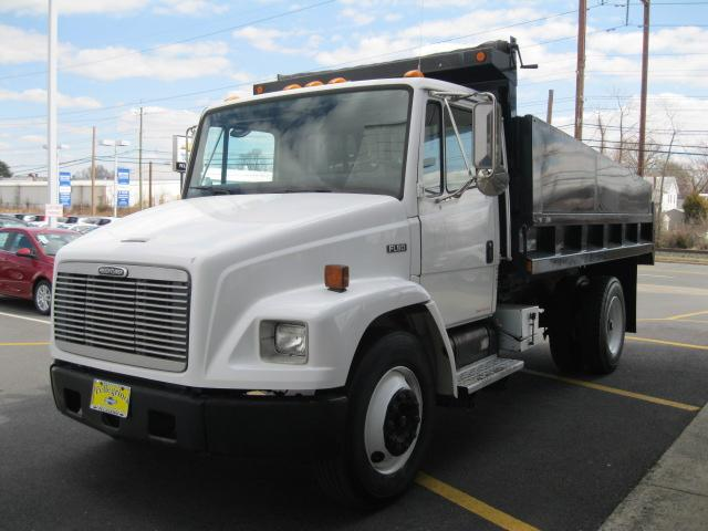2000 International 4700 Navistar DUMP