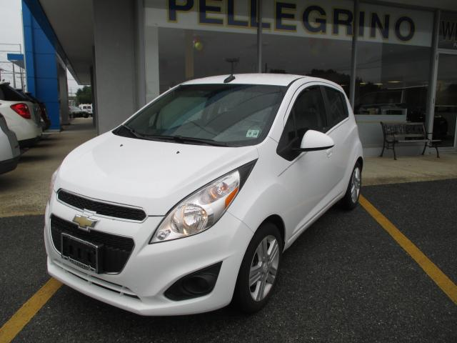 2013 Chevrolet Spark 5dr HB Auto LT w/1LT